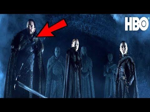 Game Of Thrones Season 8 Trailer Breakdown! Details You MISSED & Easter Eggs!