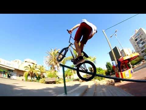 NIGHTRIDER X WETHEPEOPLE BMX: Alon Kosoy (видео)