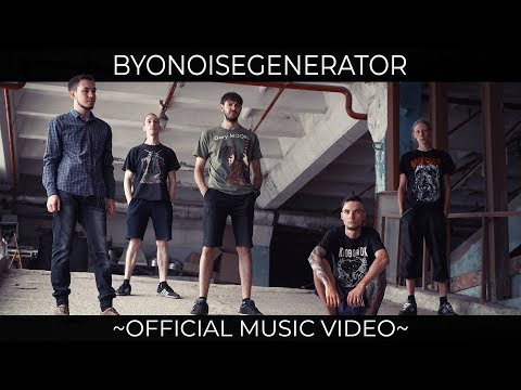BYONOISEGENERATOR - 9.8M/SEC2ENDORPHIN?NOSEDIVE [OFFICIAL MUSIC VIDEO] (2018) SW EXCLUSIVE