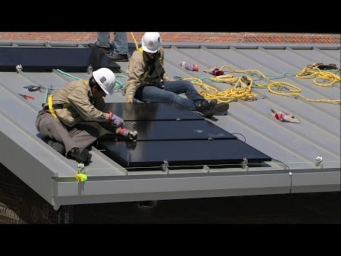 Stanford Start Home: Solar Panels