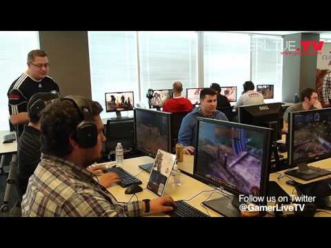 Arenanet - http://gamerlive.tv ArenaNet Founder Mike O'Brien Discusses NCsoft Guild Wars 2.