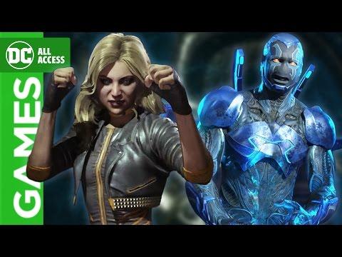 INJUSTICE 2: Gameplay w/ Rahul Kohli