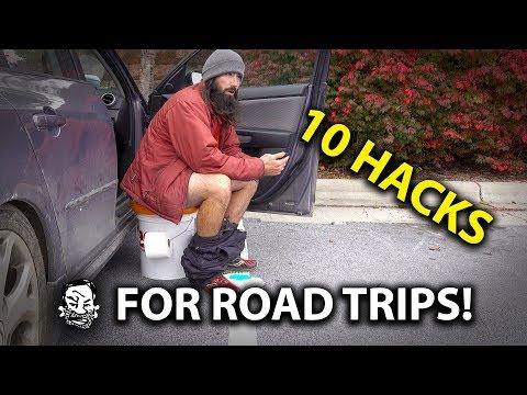 10 Road Trip Hacks for Mountain Bikers (видео)
