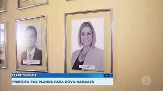 Simone Marquetto fala dos planos  para o próximo mandato