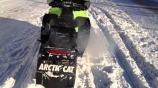 4. 2011 Arctic Cat F8 LTD Sno Pro