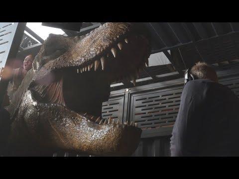 JURASSIC WORLD FALLEN KINGDOM Behind The Scenes Featurette - Jurassic World 2