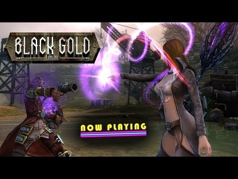 Black Gold Online — Now Playing