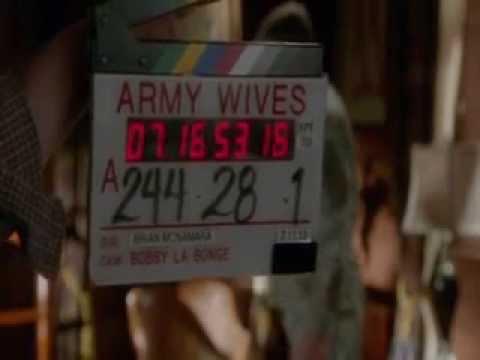 Army Wives Season 7 Bloopers