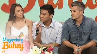 Video Magandang Buhay: Aubrey and Troy as parents to Maurie MP3, 3GP, MP4, WEBM, AVI, FLV Oktober 2018