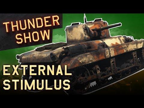 Thunder Show: External stimulus