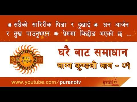 (भाग्य कुण्डली  - Bhagya Kundali with Meghnath Regmi | Purano TV - Duration: 25 minutes.)
