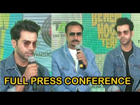 Full PC: Rajkummar Rao | Gulshan Grover | Song Launch Of Film Behen Hogi Teri