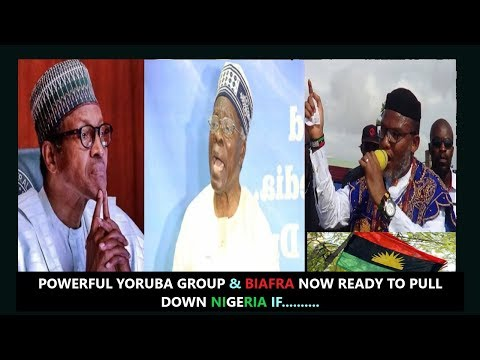P🅾️WERFUL SW GROUPS IN LINE WITH BIAFRA SEND STRONG MESSAGE TO BUHARI