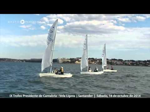 RCMSantander- IX Trofeo Presidente de Cantabria Vela Ligera, Sábado