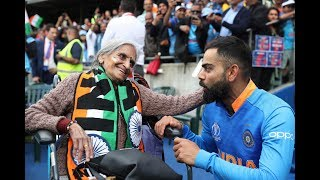 Meet India's 87-year-old superfan!