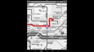 Tube Map London Underground YouTube video