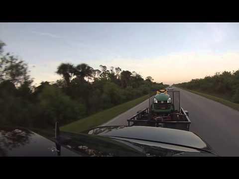 E55 AMG pulling trailer vs modified 350Z