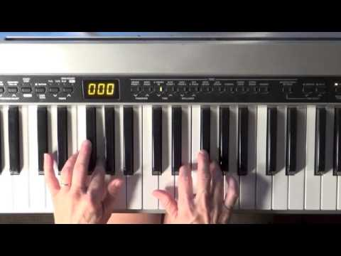 Piano Exercises for Dynamic Balance