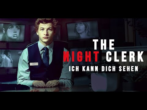 The Night Clerk - Offizieller Trailer