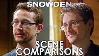 Nonton Snowden (2016) and Citizenfour (2014) - scene comparisons Film Subtitle Indonesia Streaming Movie Download