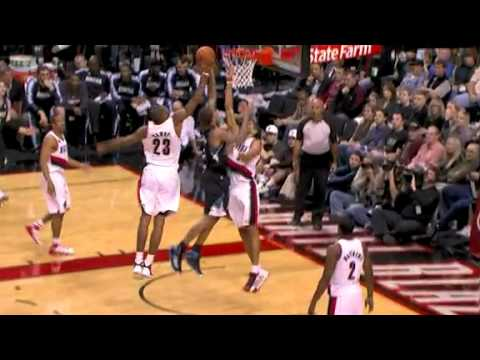 Marcus Camby denied Michael Beasley