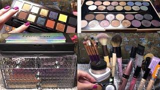 Video ASMR Organising My Makeup Collection (Whispered) MP3, 3GP, MP4, WEBM, AVI, FLV Desember 2018