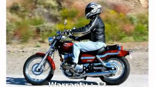 9. 2006 Honda Rebel Base - Features & Info