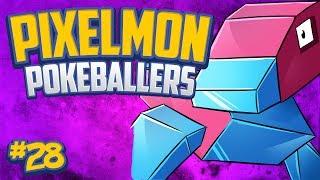 """""""The Psychic Elite Four!"""" Pixelmon Server Pokeballers Adventure Season 2 Episode 28"""