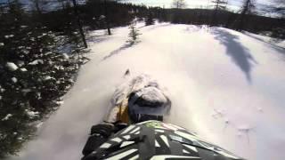 3. ski doo tundra 550f