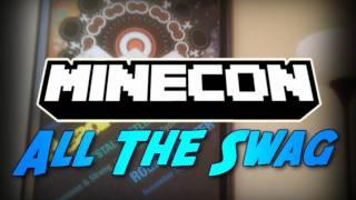 MineCon Swag: Deadmau5 Autographed Poster, Jones Soda, Etc.