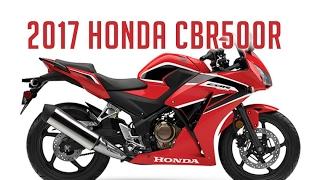 6. new upcoming 2017 Honda CBR500R review