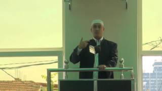 Të përfolurit fsheht dëmton vllaznillëkun - Hoxhë Fatmir Zaimi
