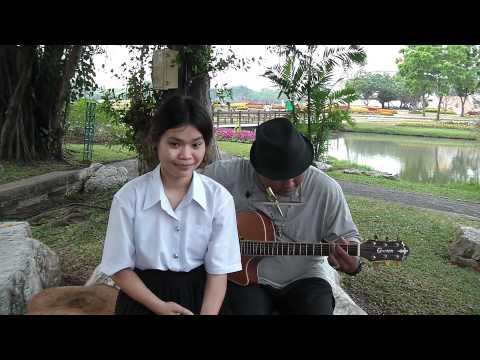 Zom Ammara - Play Girl - Cover By ป๊อบอคูสติกกุญแจซอล