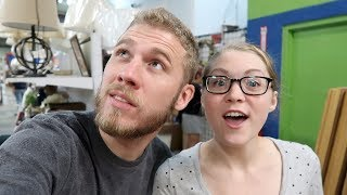 See our first impressions & thrift store treasures at the Habitat for Humanity ReStore!Visit our Online Store → http://thefreylife.com/storeWatch Yesterday's Vlog → https://youtu.be/GhE3eQn3axIONE YEAR AGO → https://youtu.be/ogSLlXDAxhg2 Years Ago → https://youtu.be/pvouvSTaKgc↓↓↓Watch more from The Frey Life↓↓↓What is Cystic Fibrosis → https://youtu.be/llrxGuU5o5cNew Here Playlist → https://goo.gl/EZgra7Draw My Life → https://youtu.be/jHYw-gQimwsService Dog Q&A → https://youtu.be/5Nh1fS1N9NQCystic Fibrosis Q&A → https://youtu.be/YDJ3yIS6SWIAre We Having Kids? → https://youtu.be/uHjEcXvn2ZUPeter's Channel → https://youtube.com/peterfreylifeSubscribe to our channel → http://goo.gl/LvdRdF → We post new vlogs everyday showing daily life with Cystic Fibrosis!Help us make these videos more accessible by contributing closed captions! → http://www.youtube.com/timedtext_cs_panel?tab=2&c=UCFJY0O-pkdXs6YuM5KW7r7gOUR CAMERASCanon G9X → http://amzn.to/1WhMLbnCanon 70D → http://amzn.to/1VHJmEfMavic Pro Drone → http://amzn.to/2ixXL4WFOLLOW US!Mary's Instagram → http://instagram.com/freylivingPeter's Instagram → http://instagram.com/peterfreylifeTwitter → http://twitter.com/thefreylifeGoogle+ → http://google.com/+thefreylifeFacebook → http://facebook.com/thefreylife
