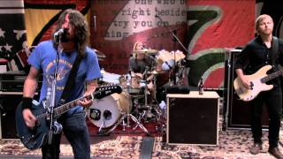 Foo Fighters - 5. Arlandria (LIVE @ Studio 606)