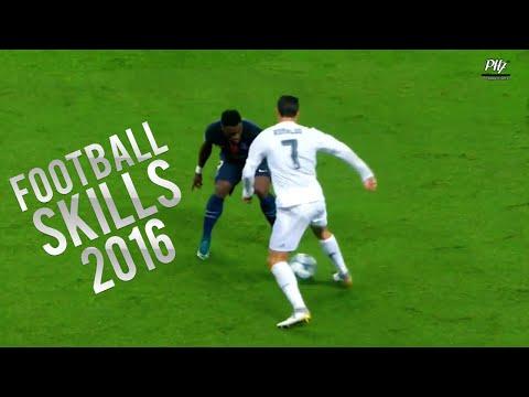 The Best Football Skills 2016 | HD