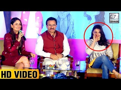 Soha Ali Khan CRIED Publicly Because Of Kareena Ka