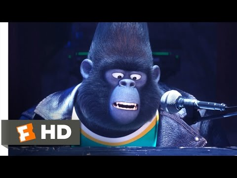 Sing (2016) - Johnny's Still Standing Scene (7/10) | Movieclips