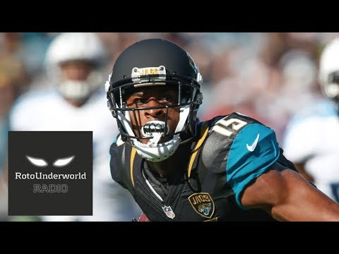 Letting Allen Robinson sign with the Bears was a catastrophic blunder by the Jaguars
