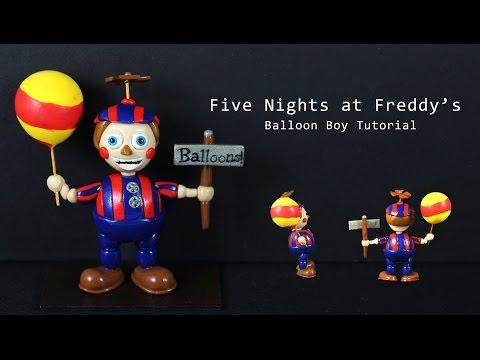 Как сделать из пластилина 5 ночей с фредди фокси - Travmacenter.ru