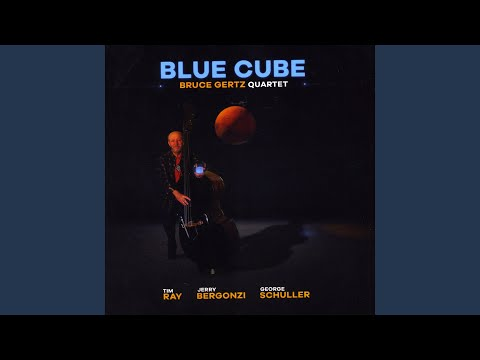 Blue Cube online metal music video by BRUCE GERTZ