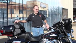 6. Pre-Owned 2009 Harley-Davidson Ultra Classic Electra Glide