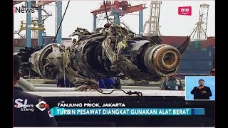 Video Mesin Turbin Lion JT 610 Seberat 2 Ton Diangkut dengan Alat Berat - iNews Siang 04/11 MP3, 3GP, MP4, WEBM, AVI, FLV Januari 2019