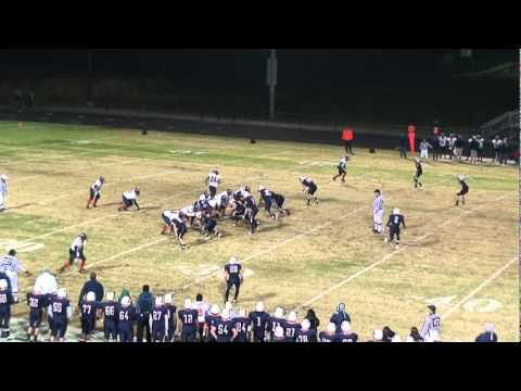 Alex Carter High School Highlights video.