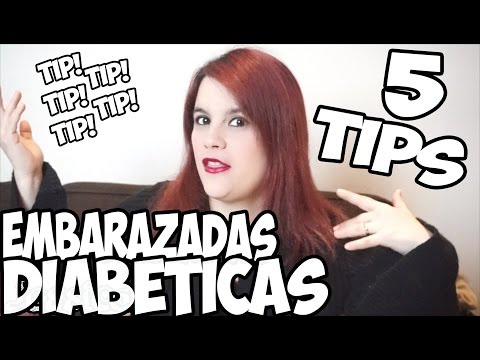 TIPS EN EL EMBARAZO DE UNA DIABETICA