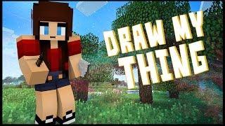 Minecraft | Draw My Thing | w/ Jerome, NoochM&Will
