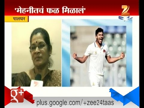 Palghar | Parents Of Shardul Thakur On Playing For Indian Cricket Team
