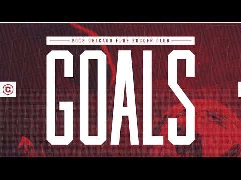 Video: Watch | The 2018 Chicago Fire Goals Reel