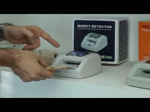 Money Detector - verificatore banconote false - controlla euro falsi - rileva e rivela denaro falso