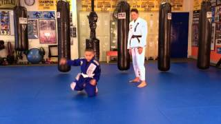 Juniors Jiu-Jitsu & MMA trailer